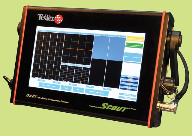 OSET Scount Display Image