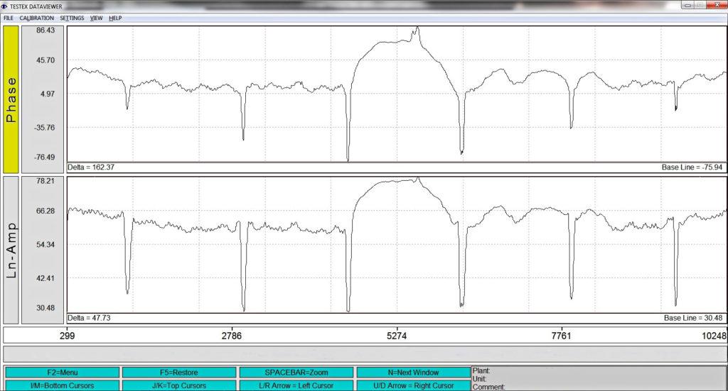 Waveform image