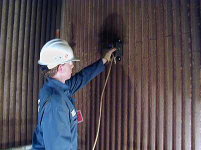 Waterwall Inspection