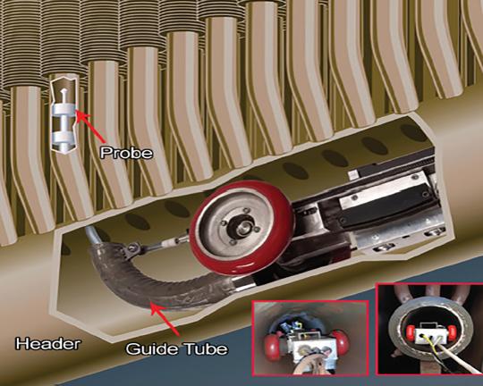 HRSG Internal Access Tool Image
