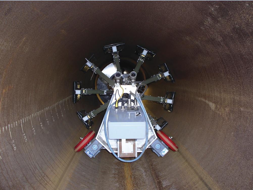 Underground piping tool