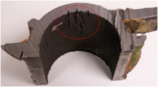 Corrosion Fatigue Damage